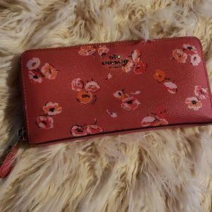 Authentic Coach women's wallet